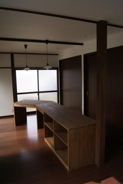 栃木県宇都宮市のリノベーション事例:キッチン